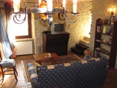 Ferienwohnung Old House - Romantische Wohnung in Villa (1344544), Penna San Giovanni, Macerata, Marken, Italien, Bild 5