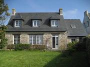 Bretagne Finistère Plouescat direkt am Meer Ferienhaus in Frankreich
