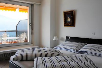 Holiday apartment Casa Panoramica Apt. 5 (1413469), Orselina, Lake Maggiore (CH), Ticino, Switzerland, picture 7