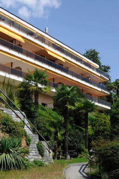 Holiday apartment Casa Panoramica Apt. 5 (1413469), Orselina, Lake Maggiore (CH), Ticino, Switzerland, picture 1