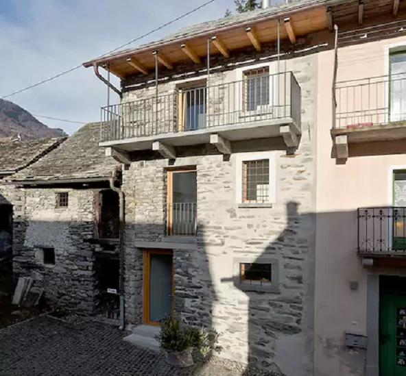 Maison de vacances Neu renovierte Ferienwohnung (1483400), Moghegno, Vallée de la Maggia, Tessin, Suisse, image 1