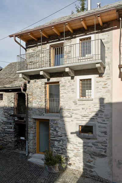 Maison de vacances Neu renovierte Ferienwohnung (1483400), Moghegno, Vallée de la Maggia, Tessin, Suisse, image 2