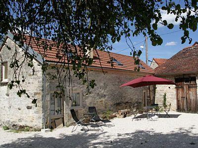 Ferienhaus LE COTTAGE a Marcenay, Bourgogne (1492637), Marcenay, Côte d'Or, Burgund, Frankreich, Bild 2
