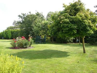 Blick in den grossen Garten