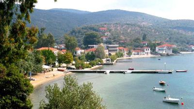 Holiday house Eleni Villa - OG (1499607), Horton (GR), Magnesia, Thessaly, Greece, picture 21