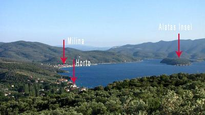 Holiday house Eleni Villa - OG (1499607), Horton (GR), Magnesia, Thessaly, Greece, picture 28