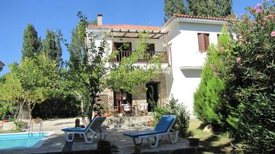 Holiday house Eleni Villa - OG (1499607), Horton (GR), Magnesia, Thessaly, Greece, picture 3