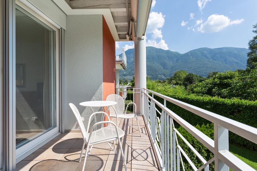 Holiday apartment Golf Ranch, 1er Stock (1512042), Ascona, Lake Maggiore (CH), Ticino, Switzerland, picture 17