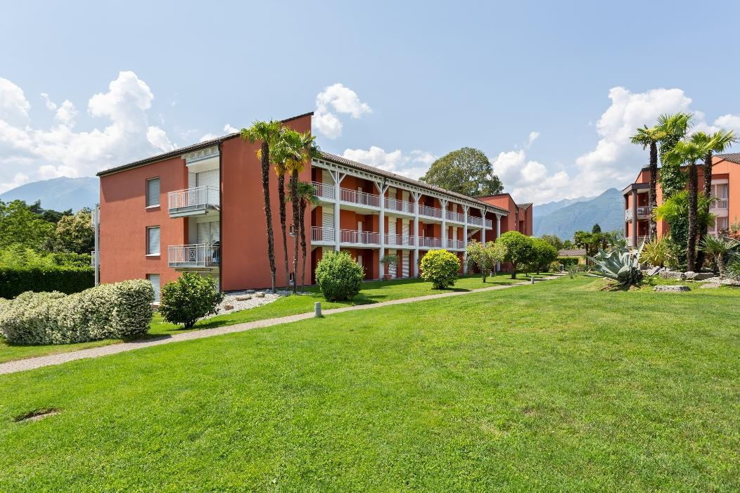 Holiday apartment Golf Ranch, 1er Stock (1512042), Ascona, Lake Maggiore (CH), Ticino, Switzerland, picture 11