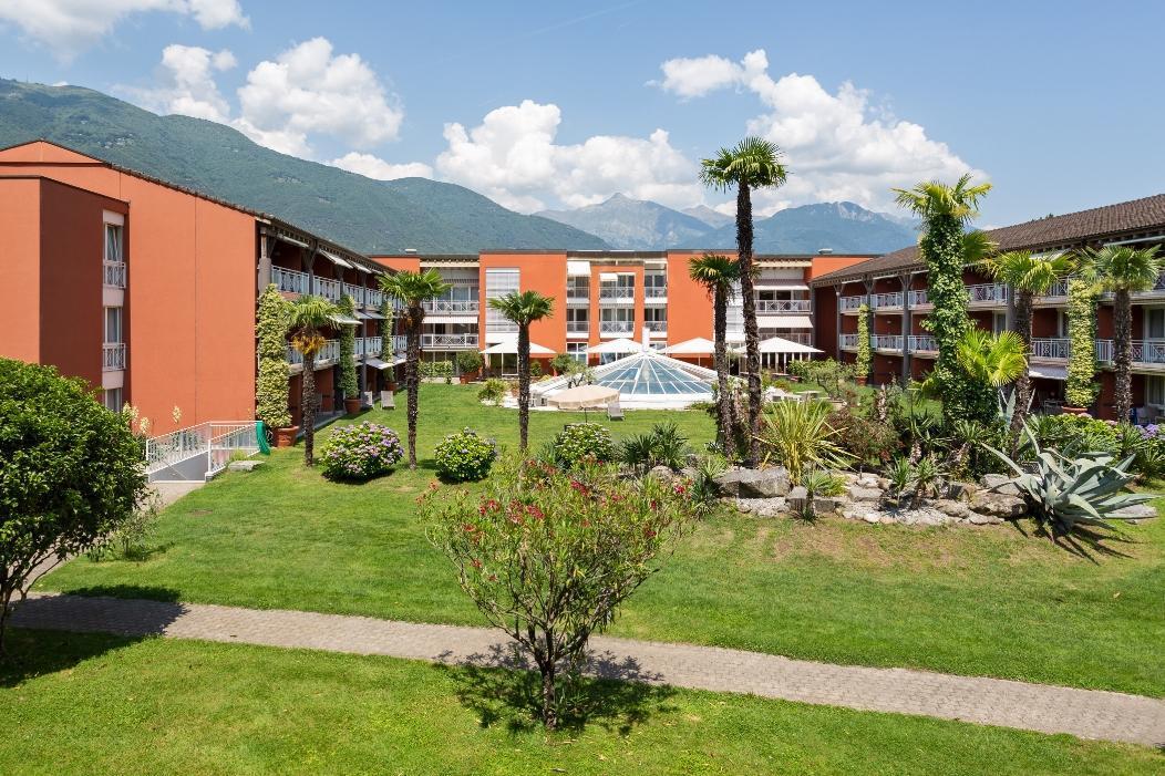 Holiday apartment Golf Ranch, 1er Stock (1512042), Ascona, Lake Maggiore (CH), Ticino, Switzerland, picture 14
