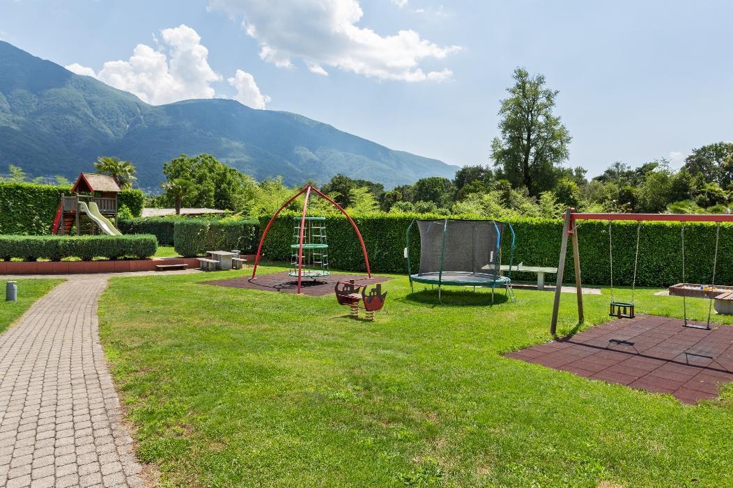 Holiday apartment Golf Ranch, 1er Stock (1512042), Ascona, Lake Maggiore (CH), Ticino, Switzerland, picture 15