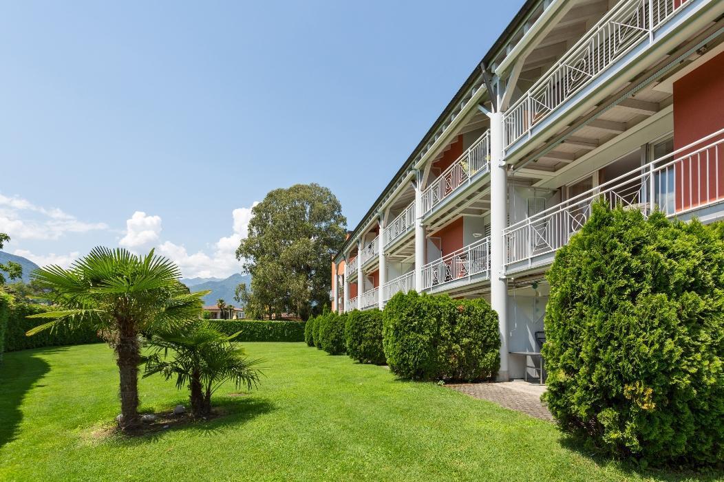 Holiday apartment Golf Ranch, 1er Stock (1512042), Ascona, Lake Maggiore (CH), Ticino, Switzerland, picture 13