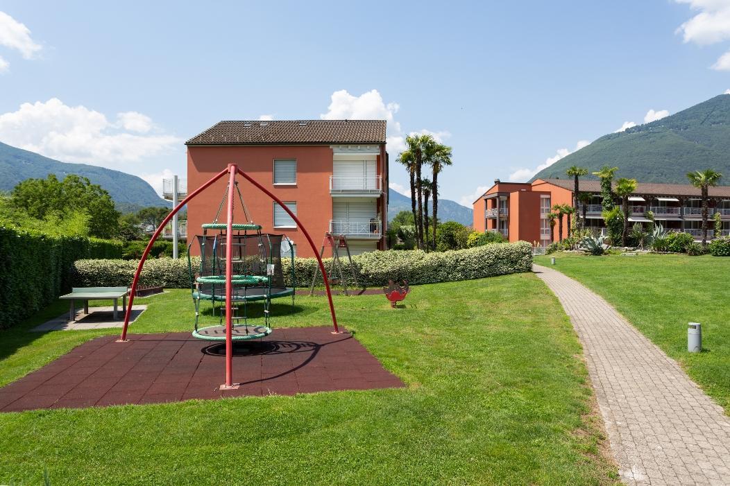 Holiday apartment Golf Ranch, 1er Stock (1512042), Ascona, Lake Maggiore (CH), Ticino, Switzerland, picture 12