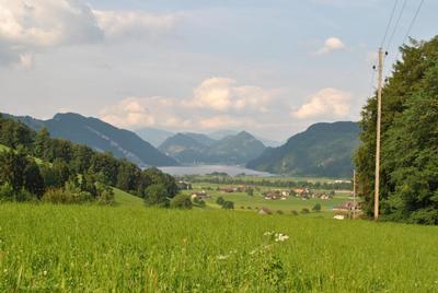Holiday apartment Ferien auf Grundbüel (1516048), Alpnach, Obwalden, Central Switzerland, Switzerland, picture 1