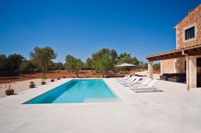 Ferienhaus Villa Can Valls (1517211), Campos, Mallorca, Balearische Inseln, Spanien, Bild 2