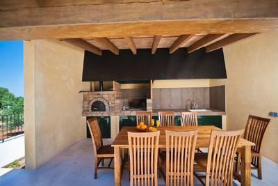Ferienhaus Villa Can Valls (1517211), Campos, Mallorca, Balearische Inseln, Spanien, Bild 8