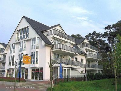 Holiday apartment 8/3 - nur 400 Meter bis zum Strand (1517532), Sellin, Rügen, Mecklenburg-Western Pomerania, Germany, picture 9