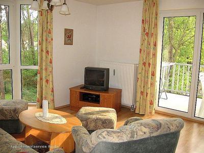 Holiday apartment 8/3 - nur 400 Meter bis zum Strand (1517532), Sellin, Rügen, Mecklenburg-Western Pomerania, Germany, picture 2
