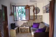Kleines Haus in ruhiger Bucht Ferienhaus