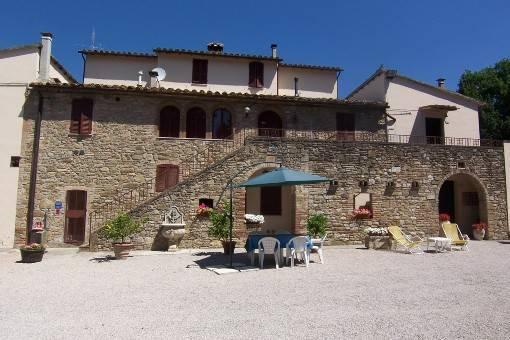 Holiday house Casale I Perugini - Landhaus Apartment mit Pool (1523553), Perugia, Perugia, Umbria, Italy, picture 2