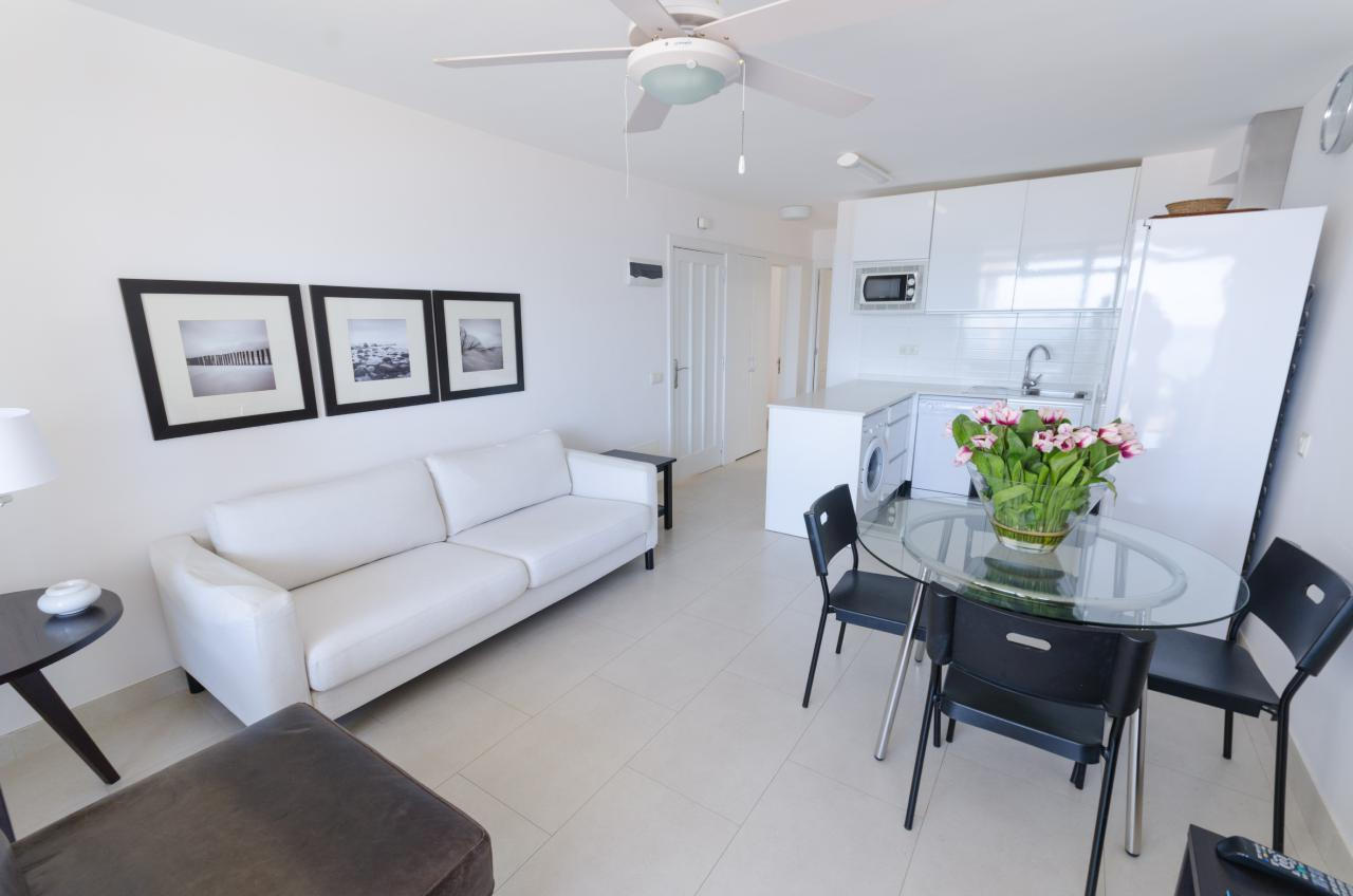 Holiday apartment Meerblick-Apartment an der Strandpromenade (1536830), Maspalomas, Gran Canaria, Canary Islands, Spain, picture 4