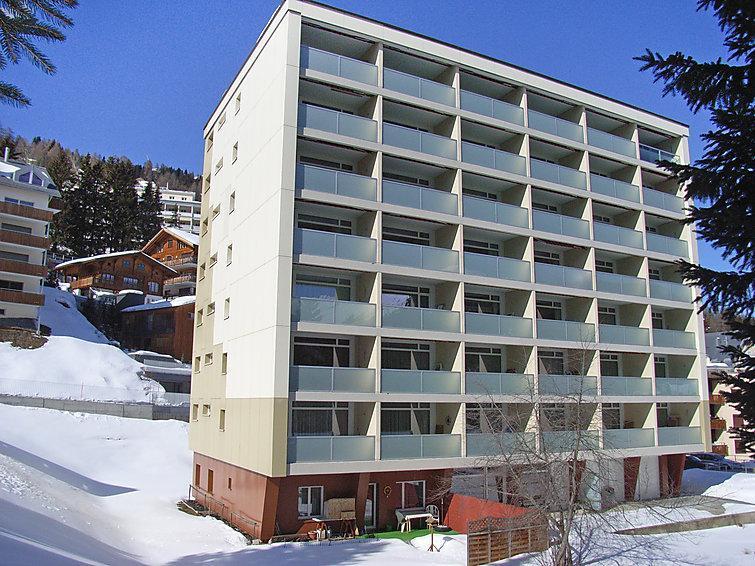 Ferienwohnung CASA JENATSCH App. 706 (1549684), Davos Dorf, Davos - Klosters - Prättigau, Graubünden, Schweiz, Bild 2