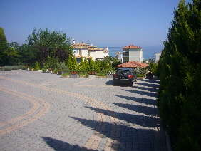Holiday apartment Sun Residence Ein Paradies direkt am Meer in Polichrono Chalkidiki (155982), Polichrono, Chalkidiki, Macedonia, Greece, picture 5