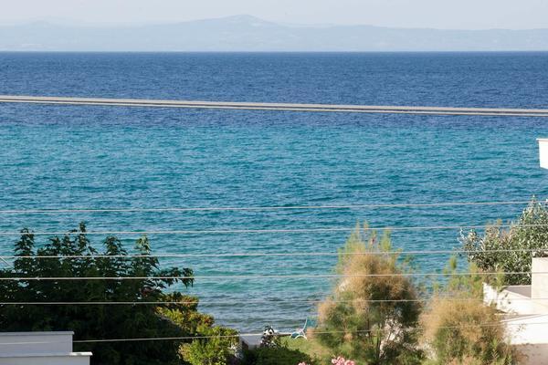 Holiday apartment Sun Residence Ein Paradies direkt am Meer in Polichrono Chalkidiki (155982), Polichrono, Chalkidiki, Macedonia, Greece, picture 1