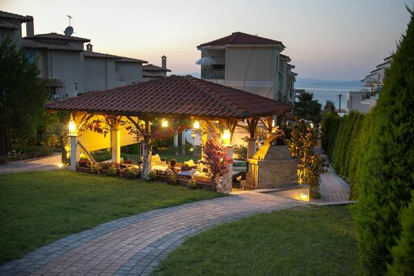 Holiday apartment Sun Residence Ein Paradies direkt am Meer in Polichrono Chalkidiki (155982), Polichrono, Chalkidiki, Macedonia, Greece, picture 22