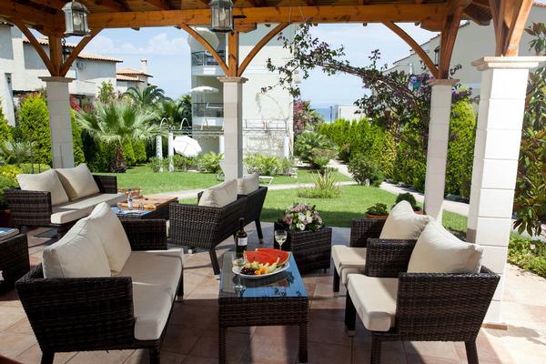 Holiday apartment Sun Residence Ein Paradies direkt am Meer in Polichrono Chalkidiki (155982), Polichrono, Chalkidiki, Macedonia, Greece, picture 23