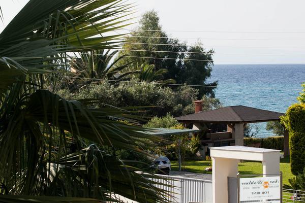 Holiday apartment Sun Residence Ein Paradies direkt am Meer in Polichrono Chalkidiki (155982), Polichrono, Chalkidiki, Macedonia, Greece, picture 28