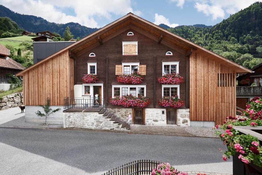Schindelhaus - Ferien im Baudenkmal Besondere Immobilie