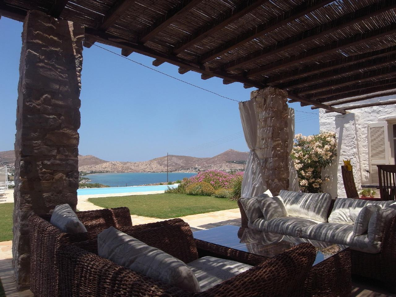Holiday house Naousa, Familienhaus (2-10 Pers.), privater Pool, ruhig und zentral (1569599), Paros, Paros, Cyclades, Greece, picture 15