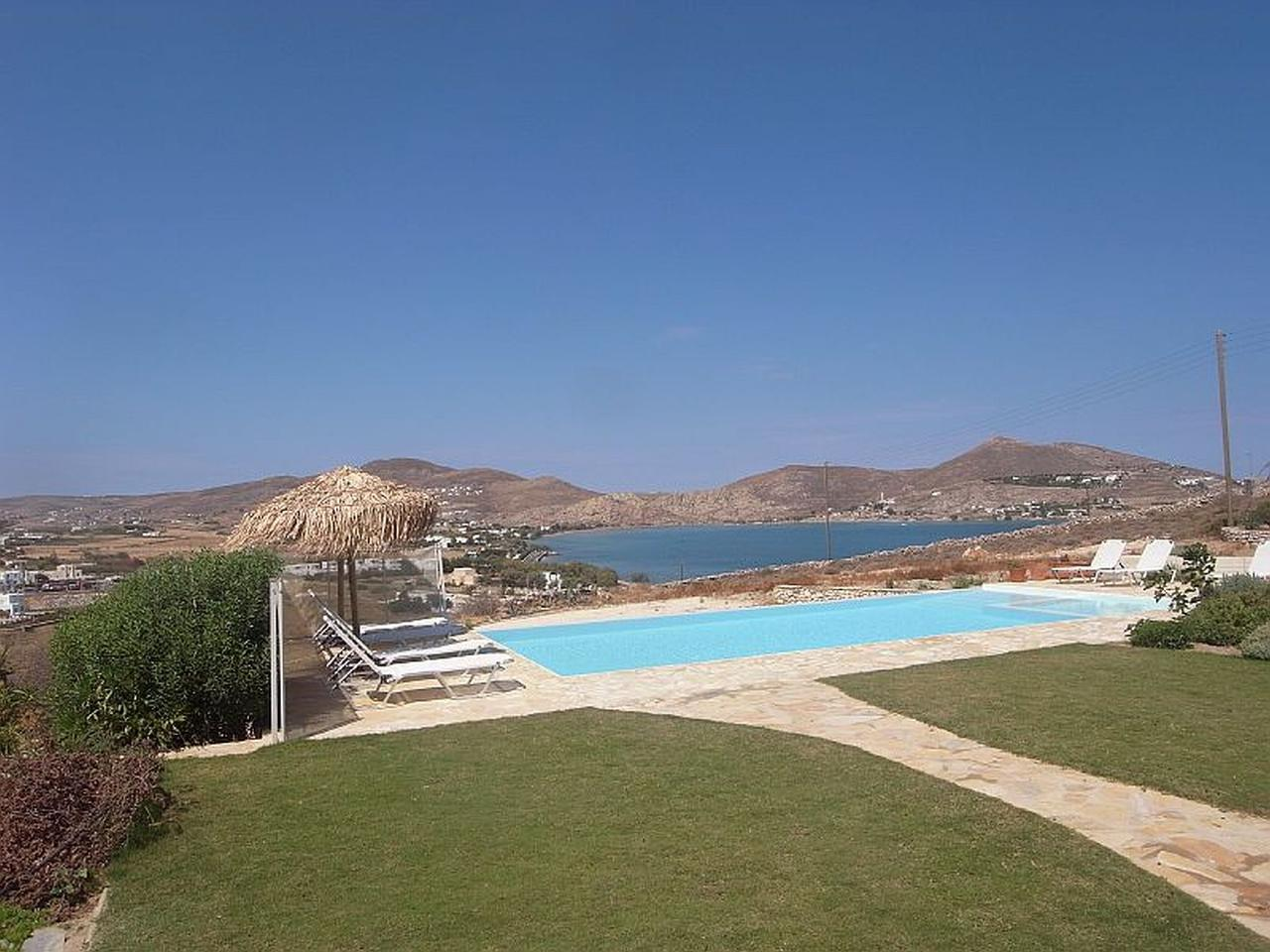 Holiday house Naousa, Familienhaus (2-10 Pers.), privater Pool, ruhig und zentral (1569599), Paros, Paros, Cyclades, Greece, picture 27