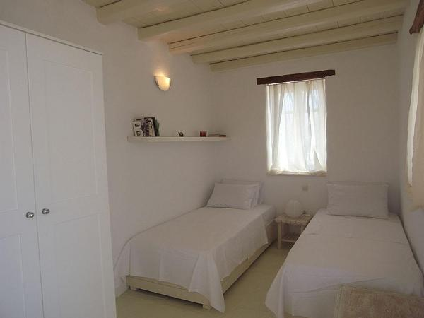 Holiday house Naousa, Familienhaus (2-10 Pers.), privater Pool, ruhig und zentral (1569599), Paros, Paros, Cyclades, Greece, picture 21