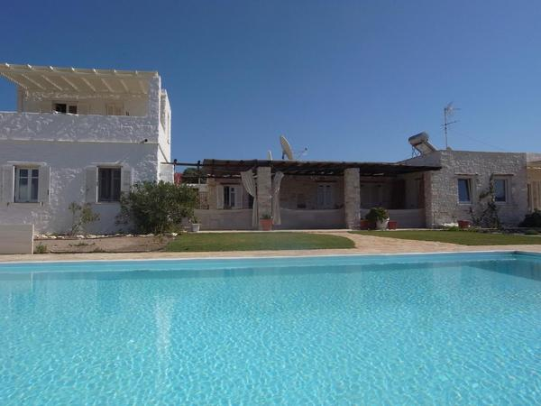 Holiday house Naousa, Familienhaus (2-10 Pers.), privater Pool, ruhig und zentral (1569599), Paros, Paros, Cyclades, Greece, picture 2