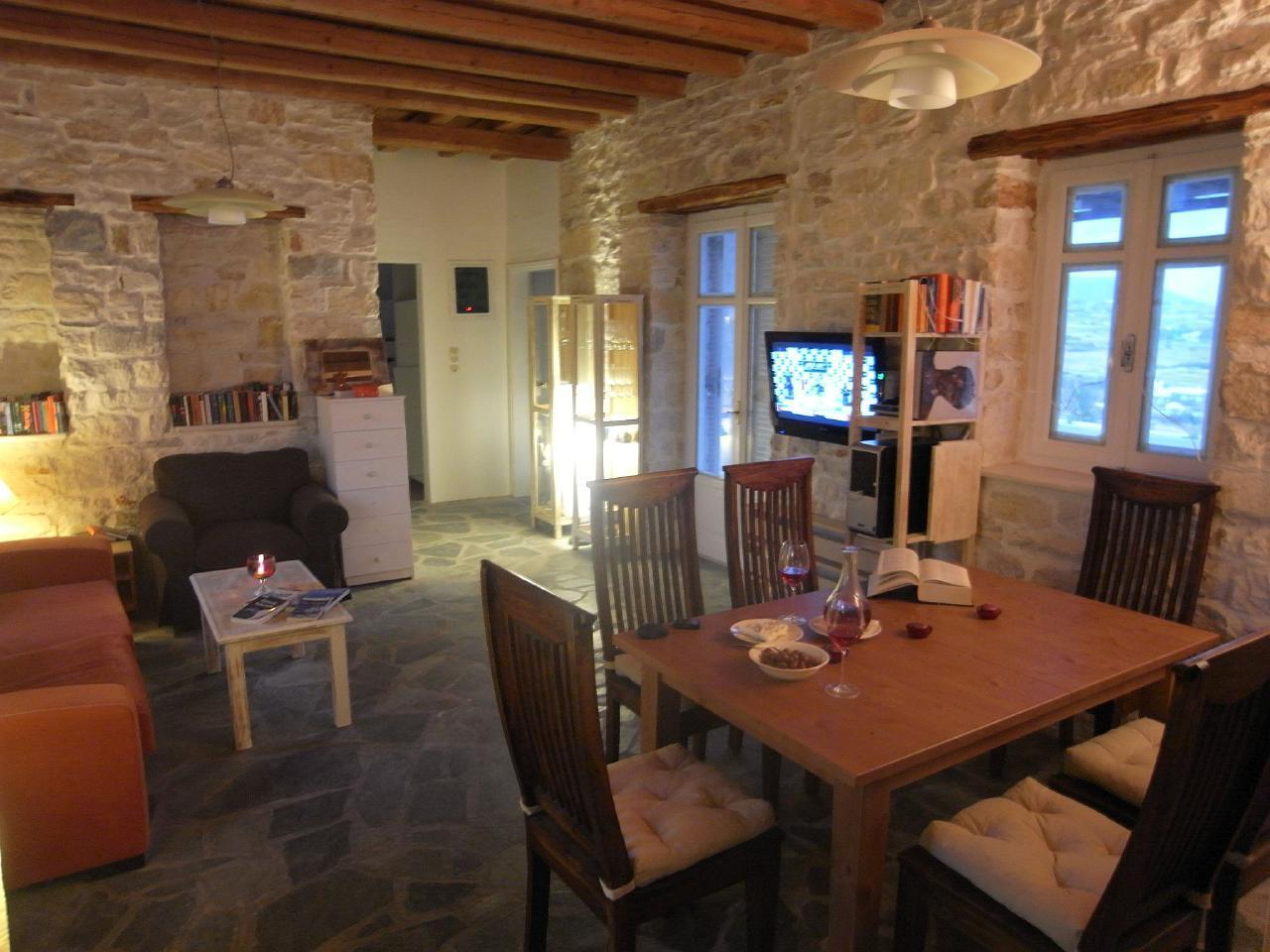 Holiday house Naousa, Familienhaus (2-10 Pers.), privater Pool, ruhig und zentral (1569599), Paros, Paros, Cyclades, Greece, picture 11