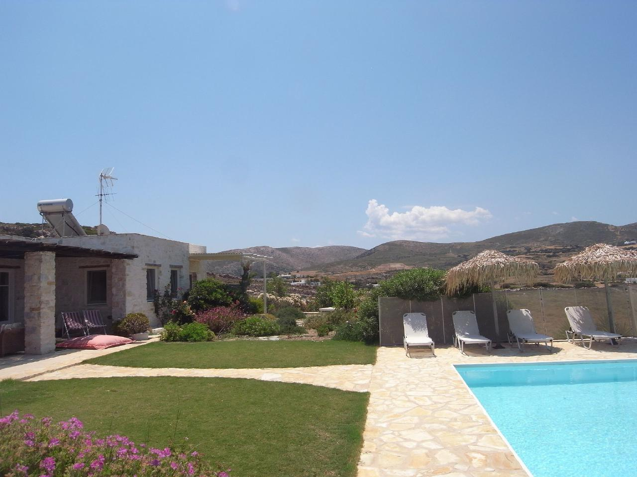 Holiday house Naousa, Familienhaus (2-10 Pers.), privater Pool, ruhig und zentral (1569599), Paros, Paros, Cyclades, Greece, picture 24