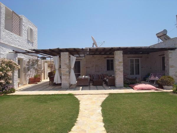 Holiday house Naousa, Familienhaus (2-10 Pers.), privater Pool, ruhig und zentral (1569599), Paros, Paros, Cyclades, Greece, picture 4