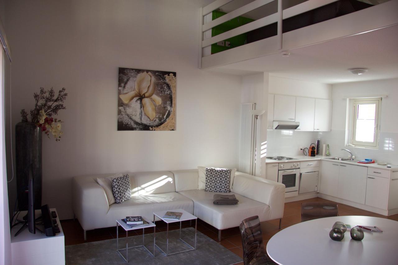 Holiday apartment Maisonette Appartement im «Centro Borghetto» Ascona (1570385), Ascona, Lake Maggiore (CH), Ticino, Switzerland, picture 1