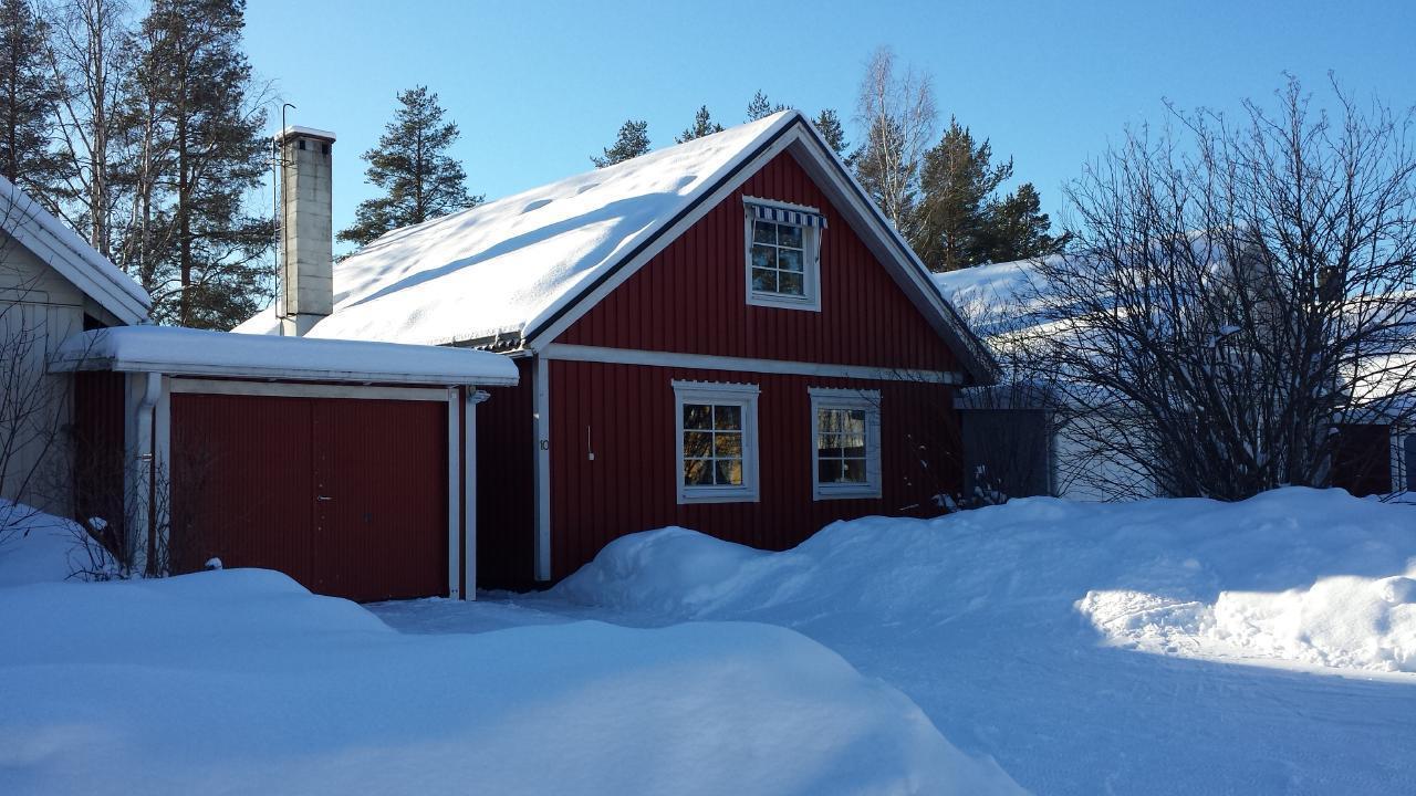 Ferienhaus Villa Elsy, nur 5 km vom Storforsen, Schwedens größten Stromschnellen entfernt (1574139), Vidsel, Norrbottens län, Nordschweden, Schweden, Bild 27