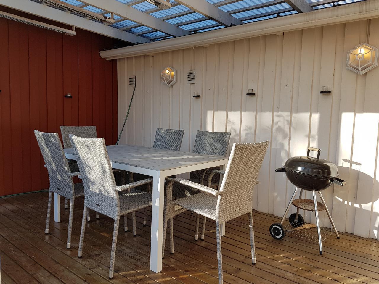 Ferienhaus Villa Elsy, nur 5 km vom Storforsen, Schwedens größten Stromschnellen entfernt (1574139), Vidsel, Norrbottens län, Nordschweden, Schweden, Bild 23