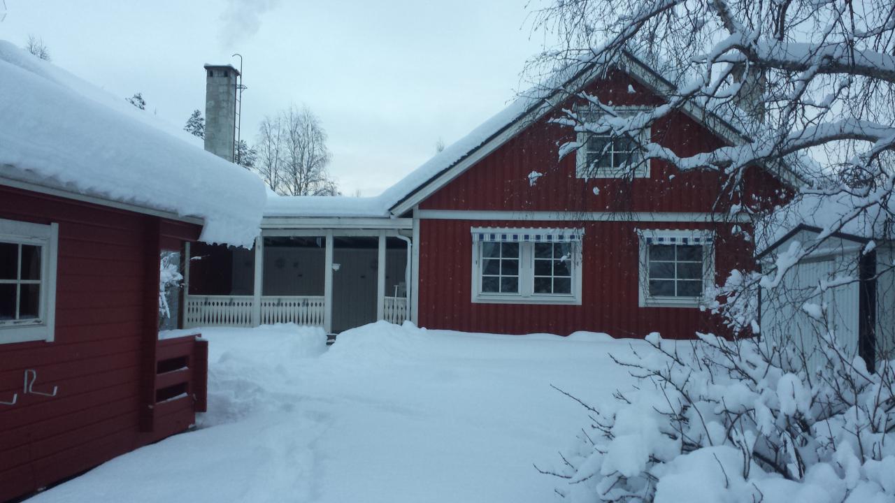 Ferienhaus Villa Elsy, nur 5 km vom Storforsen, Schwedens größten Stromschnellen entfernt (1574139), Vidsel, Norrbottens län, Nordschweden, Schweden, Bild 13
