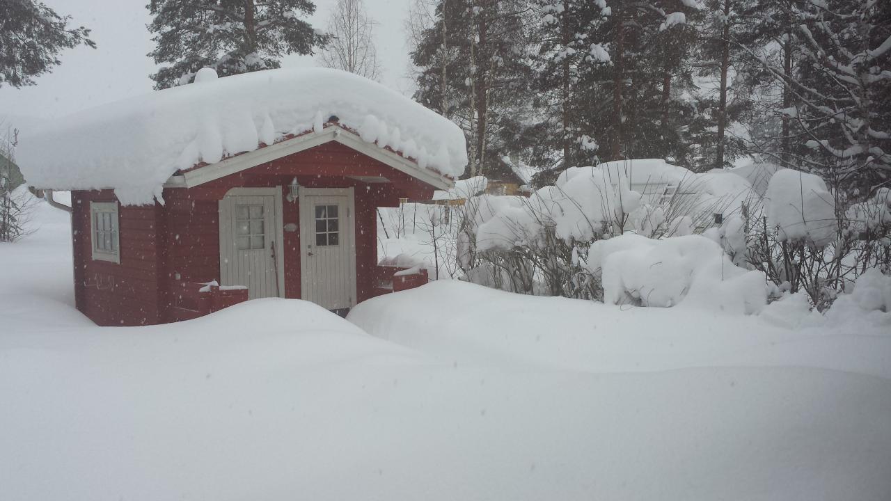 Ferienhaus Villa Elsy, nur 5 km vom Storforsen, Schwedens größten Stromschnellen entfernt (1574139), Vidsel, Norrbottens län, Nordschweden, Schweden, Bild 26