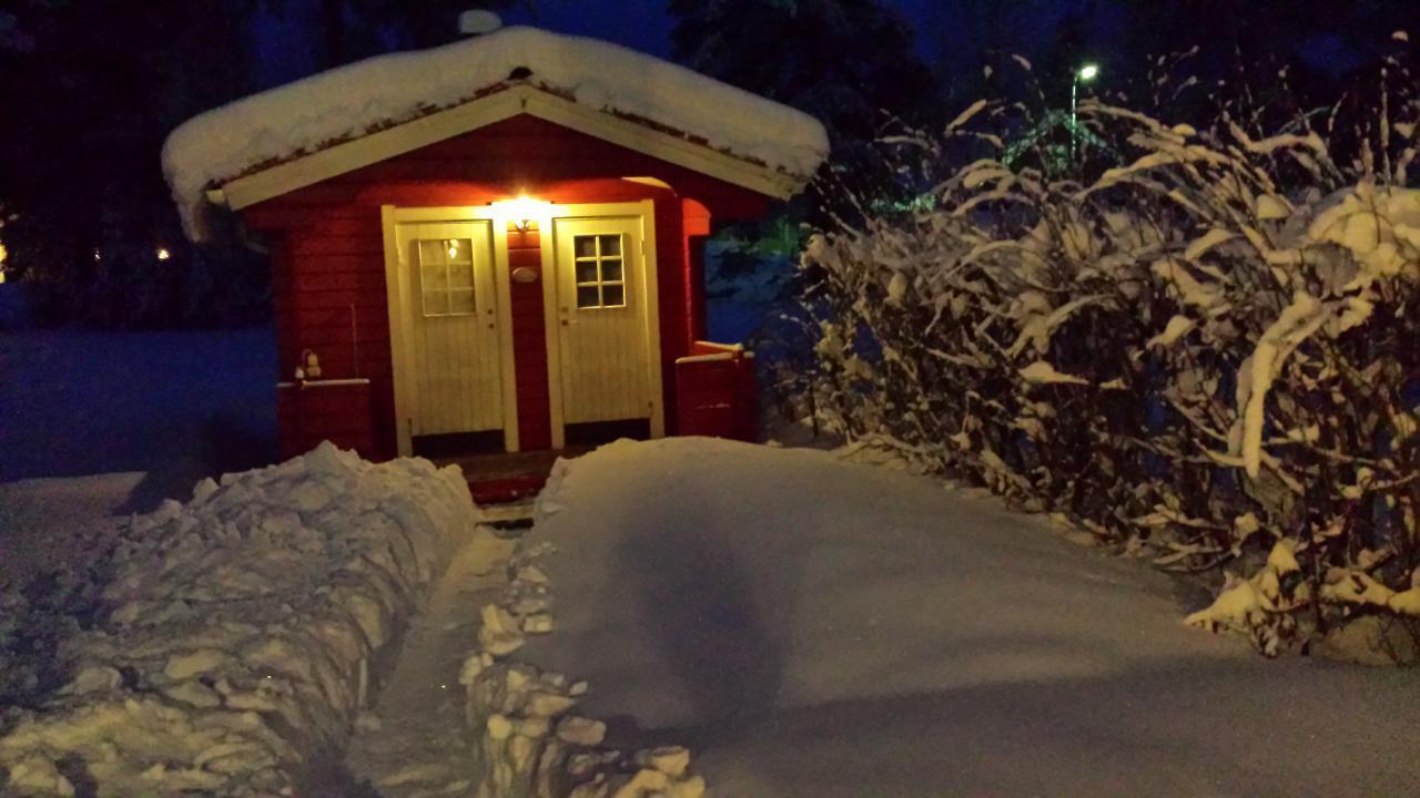Ferienhaus Villa Elsy, nur 5 km vom Storforsen, Schwedens größten Stromschnellen entfernt (1574139), Vidsel, Norrbottens län, Nordschweden, Schweden, Bild 12