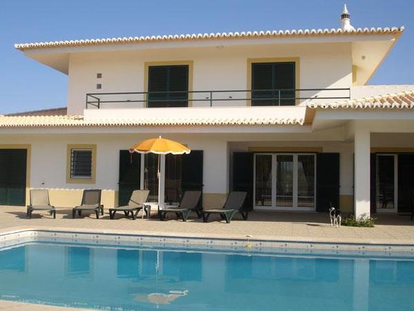 Holiday house Grösszügige Ferien-Villa mit privatem Pool 11*5  - ruhige Lage nur 6 km vom Strand Praia d (1574340), Portimão, , Algarve, Portugal, picture 24