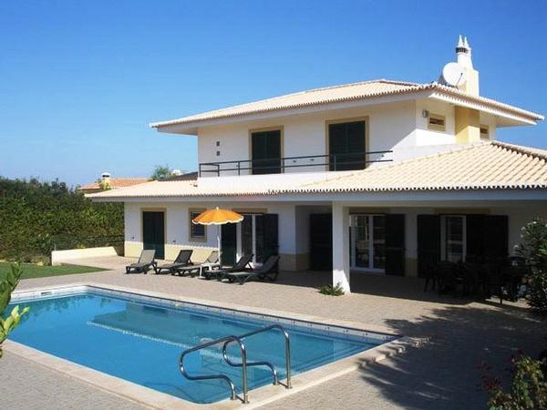 Holiday house Grösszügige Ferien-Villa mit privatem Pool 11*5  - ruhige Lage nur 6 km vom Strand Praia d (1574340), Portimão, , Algarve, Portugal, picture 2