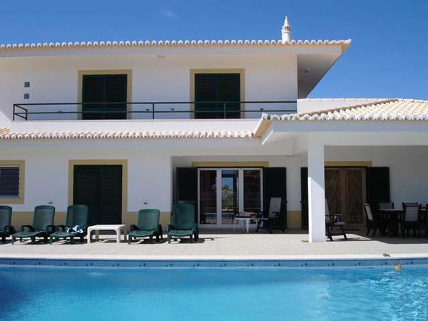 Holiday house Grösszügige Ferien-Villa mit privatem Pool 11*5  - ruhige Lage nur 6 km vom Strand Praia d (1574340), Portimão, , Algarve, Portugal, picture 3