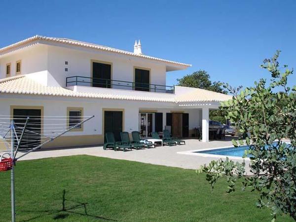 Holiday house Grösszügige Ferien-Villa mit privatem Pool 11*5  - ruhige Lage nur 6 km vom Strand Praia d (1574340), Portimão, , Algarve, Portugal, picture 1
