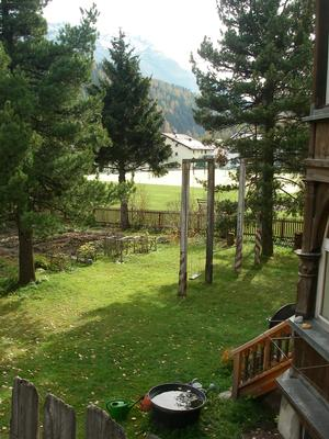 Chesa campell oberengadin st moritz - Wintergarten ffb ...